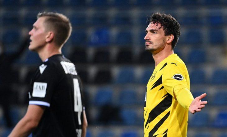 Bundesliga: Fitojnë Dortmund dhe Bayern Munchen