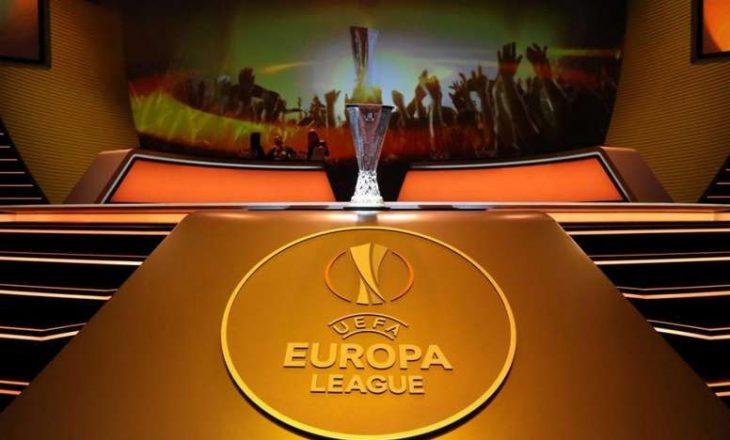 Hidhet shorti për grupet e Europa League