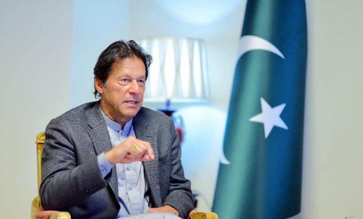 Kryeministri pakistanez Khan, ka marrë votëbesimin e parlamentit
