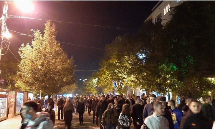 """Policia bastisë """"Kafet e Rakisë"""" – Zemaj pjesë e aksionit"""