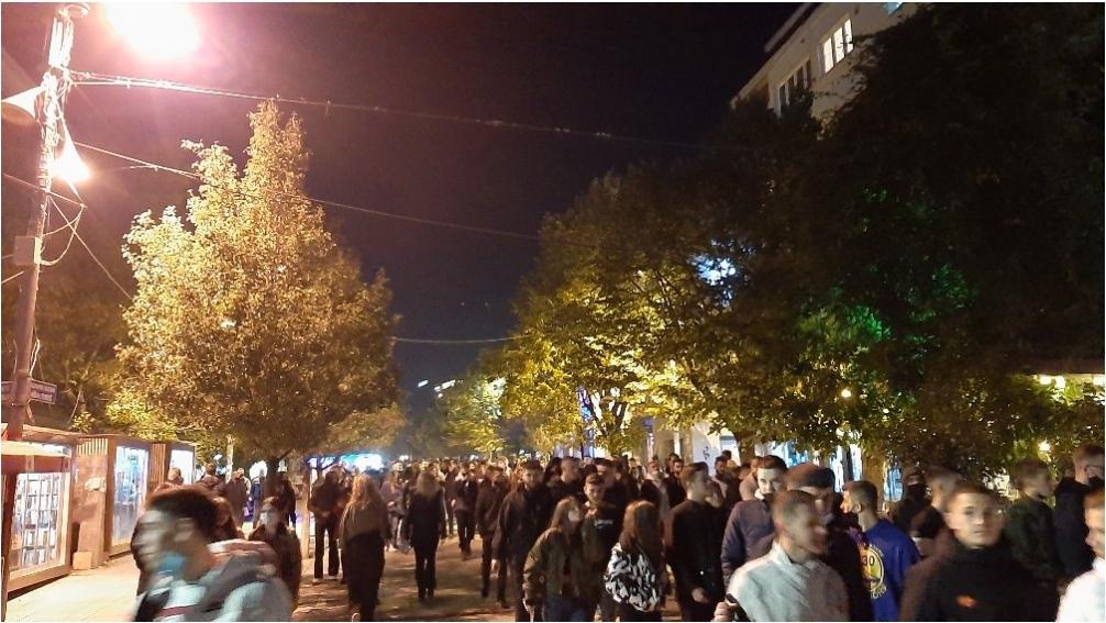 Policia bastisë  Kafet e Rakisë    Zemaj pjesë e aksionit