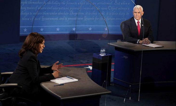 Debati për Zëvendës Presidentin: Pence dhe Harris përplasen për Covid-19