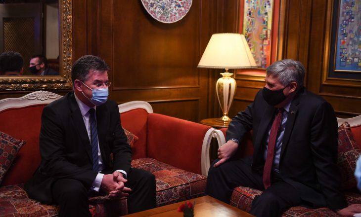 """""""SHBA dhe BE ndajnë interesat e përbashkëta për Ballkanin Perëndimor"""