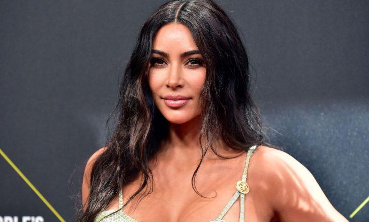 Kim Kardashian bën një donacion prej një milion dollarësh
