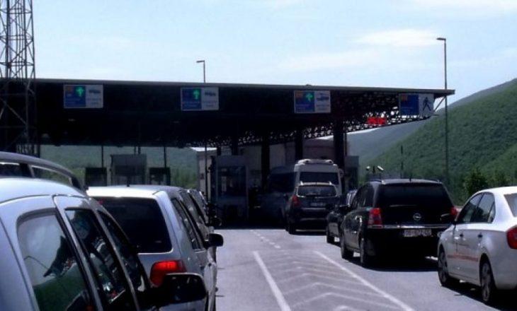 Nga sot kufiri me Maqedoninë e Veriut kalohet pa testin PCR