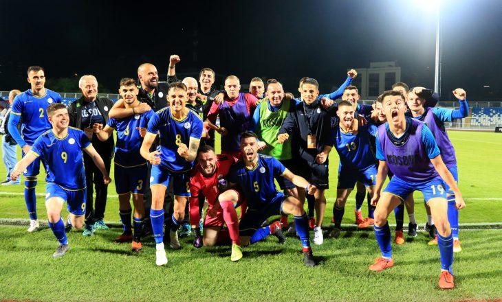 Formacionet zyrtare të grupmoshave U-21: Kosova vs Andorra