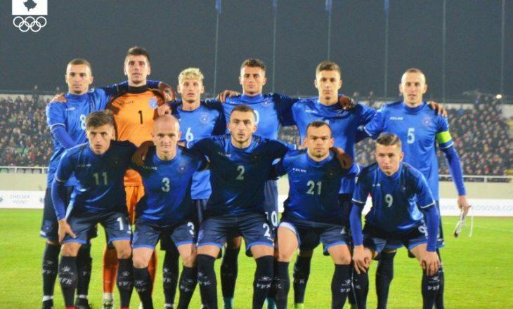 Kosova U-21, pesë raste me Covid-19