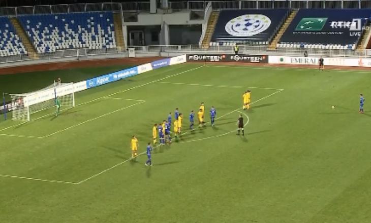 Mbyllet pjesa e parë mes Kosovës U-21 dhe Andorrës U-21 pa gola