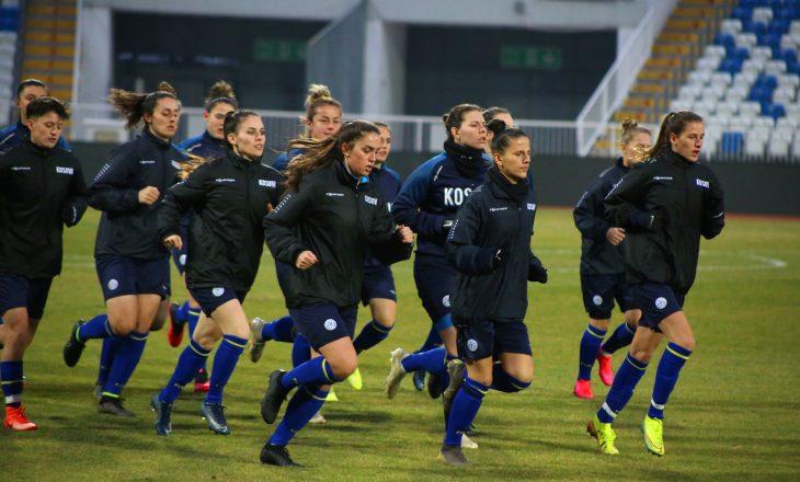 Vashat e Kosovës fillojnë përgatitjet për ndeshjet me Turqinë dhe Holandën