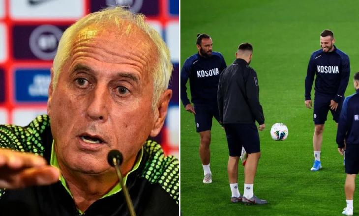 Përfaqësuesja e Kosovës në futboll ka pësuar rënie