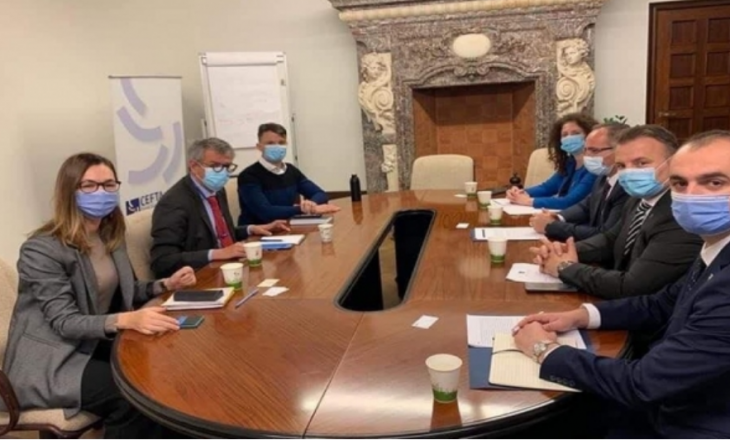 """Ministri i Tregtisë takon drejtorin e CEFTA-s: Kërkon heqjen e emërtimit """"UNMIK-Kosovo"""""""