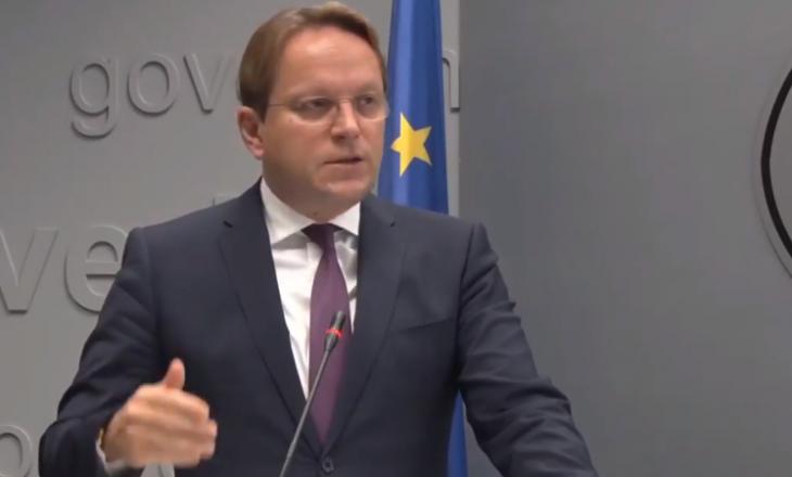 Komisioneri evropian: I keni plotësuar kushtet për liberalizim, por disa shtete nuk janë bindur