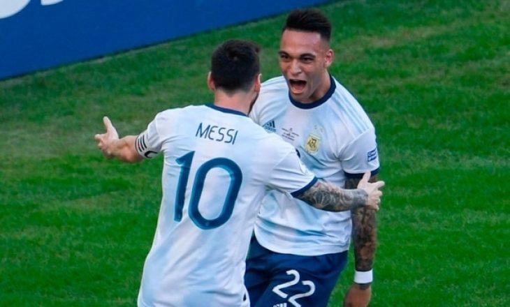 Lautaro: Messi më i miri në botë