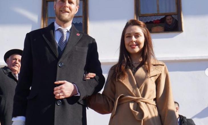 Familja mbretërore shqiptare konfirmon lajmin për ardhjen në jetë të princeshës Geraldinë