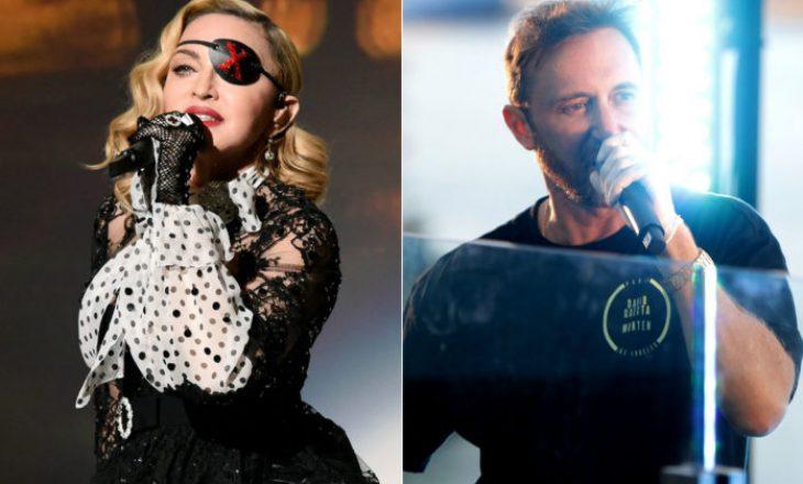 Madonna refuzoi një bashkëpunim për shkak të horoskopit