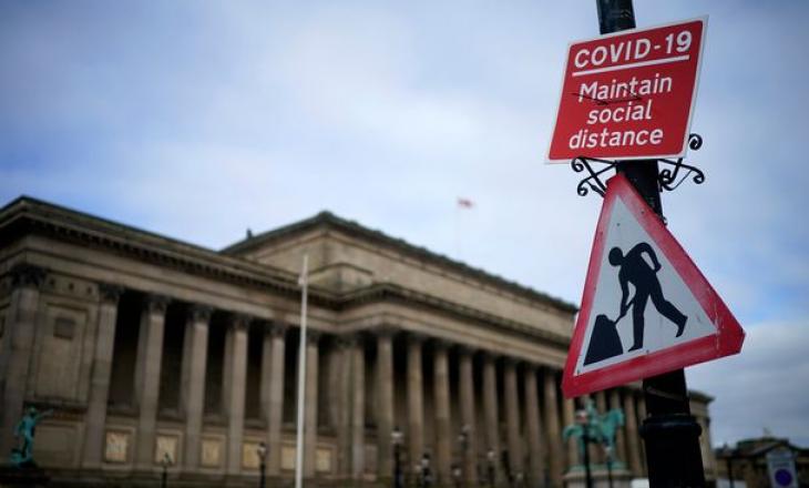 Në Britani të Madhe po shqyrtohen seriozisht masat e rrepta anti-COVID