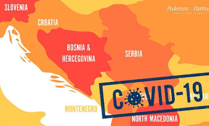 Statistikë: Si është gjendja në Kosovë dhe si në vendet e rajonit me Covid 19