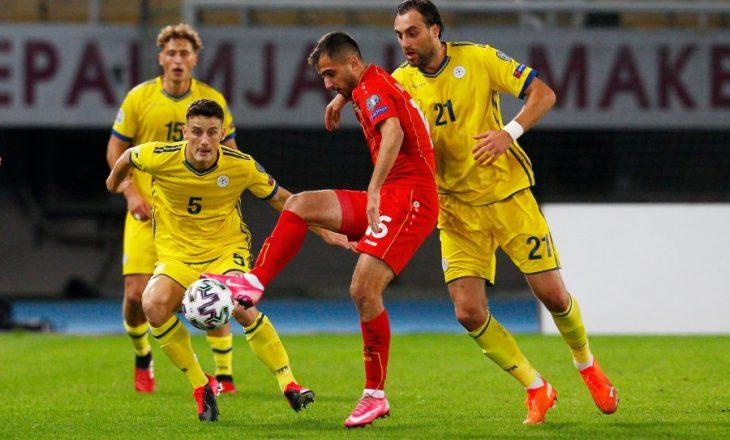 Kosova në disavantazh – 1:0 për Maqedoninë e Veriut