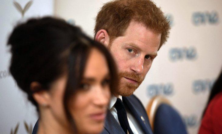Princ Harry thotë se me gjithë edukimin e tij, ai kishte paragjykim racor të pavetëdijshëm