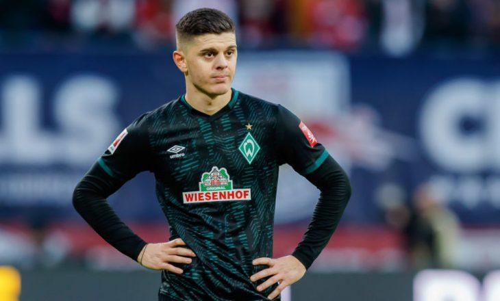 Werder Bremen nuk pranon ofertën e Herthas për Rashicën