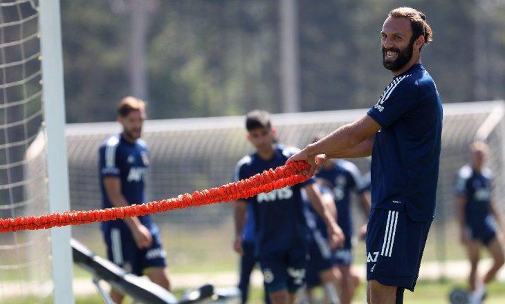 Muriqi tha se për Kosovën nuk isha gati, por starton për Lazion