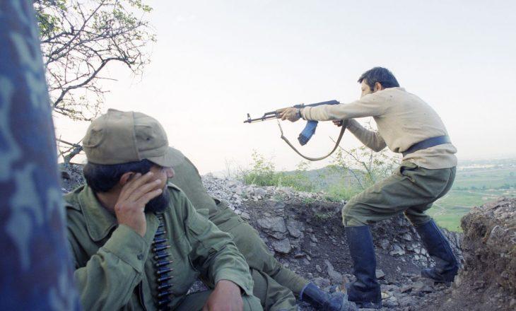 """Nagorno – Karabakh: Granatime të reja; rivalët """"drejtohen nga ShBA"""" për bisedime"""