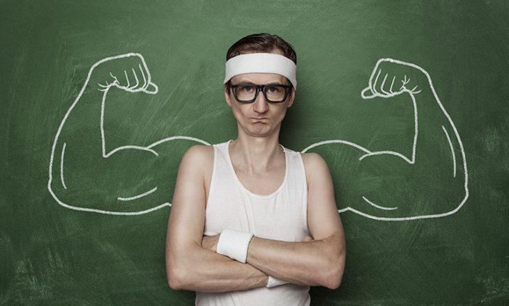 Gabimet që nuk po ju lënë të ndërtoni muskuj si duhet