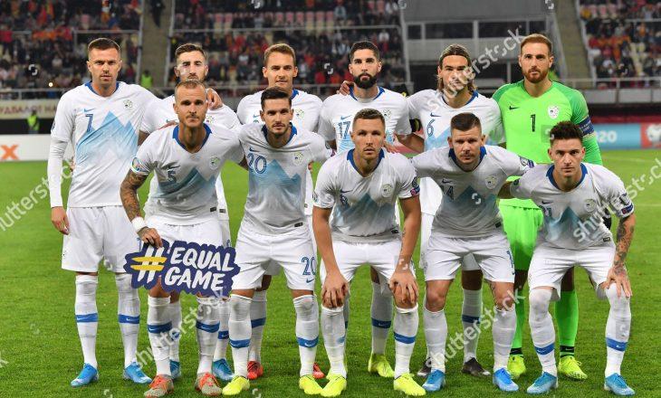 Sllovenia nuk ka pësuar asnjë gol këtë vit, Kosova shpreson t'i shënojë