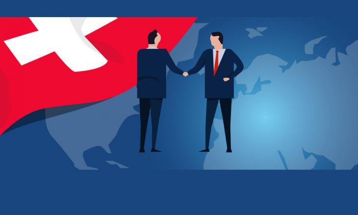 Ministri Krasniqi fton bizneset zvicerane të investojnë në Kosovë