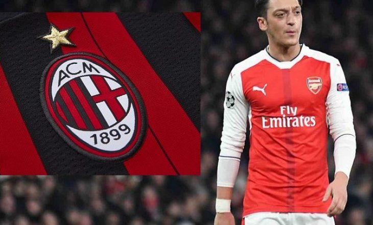 Ozil mund të transferohet te Milan verën e ardhshme