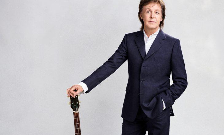 Një album shumë i veçantë po vjen nga Paul McCartney