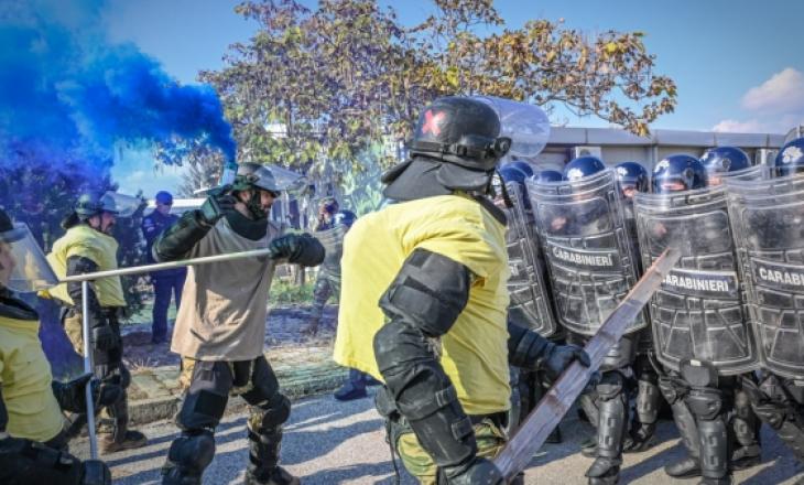 KFOR-i me ushtrim të përbashkët me Policinë e Kosovës dhe EULEX-in