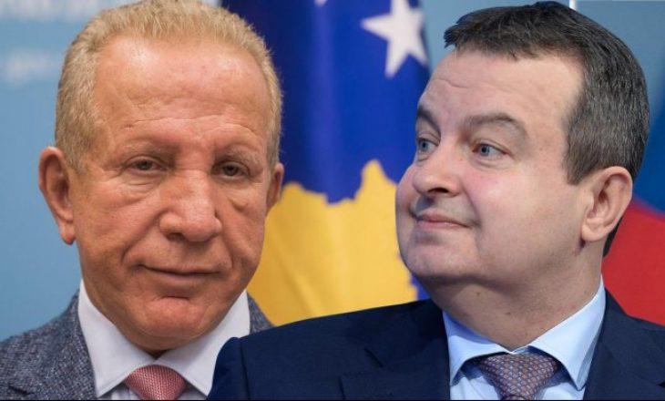 Pacolli reagon për deklaratën e Daçiqit në lidhje me varret shqiptare