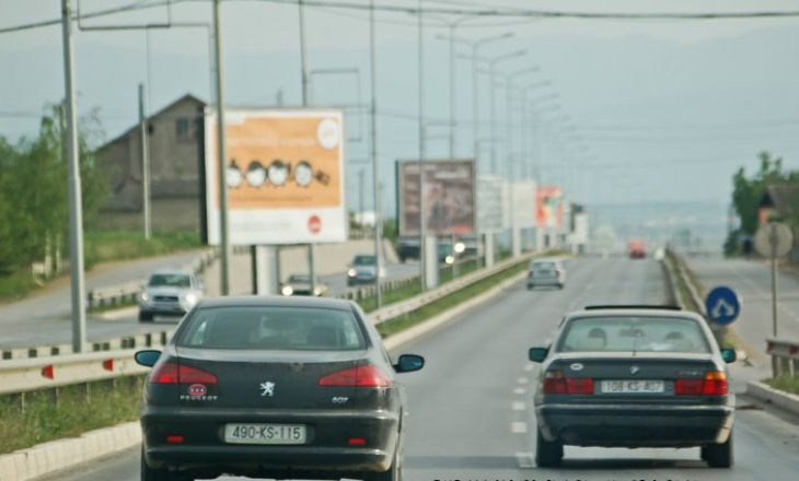 Nesër ndërprehet qarkullimi për 12 orë në një pjesë të magjistrales Prishtinë-Ferizaj