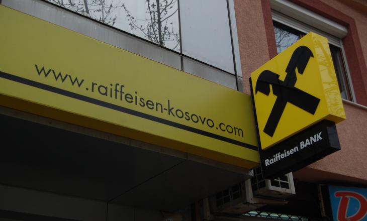 Këshilli i Investitorëve Evropian reagon pas sulmit të sotëm të Raiffaisen Bank në Ferizaj