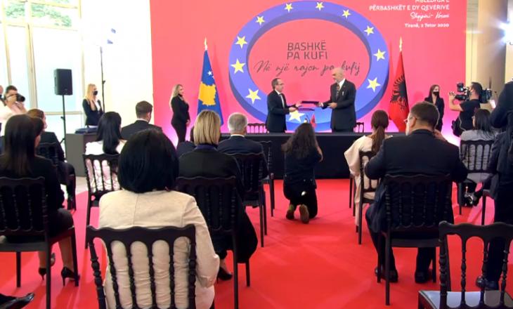 Kosova dhe Shqipëria me fond të përbashkët për Luginën – dhe plotë marrëveshje të tjera