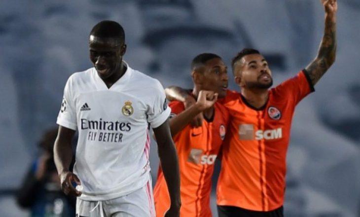 Real Madridi befasohet në shtëpi, mposhtet nga Shakhtari