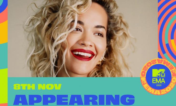 Rita Ora një nga prezantueset e sivjetme të MTV EMA