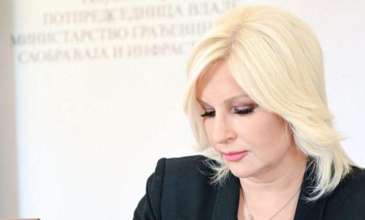 Zëvendëskryeministrja serbe: Politikanët shqiptarë nuk duhet të pengojnë projektet nga marrëveshja e Uashingtonit