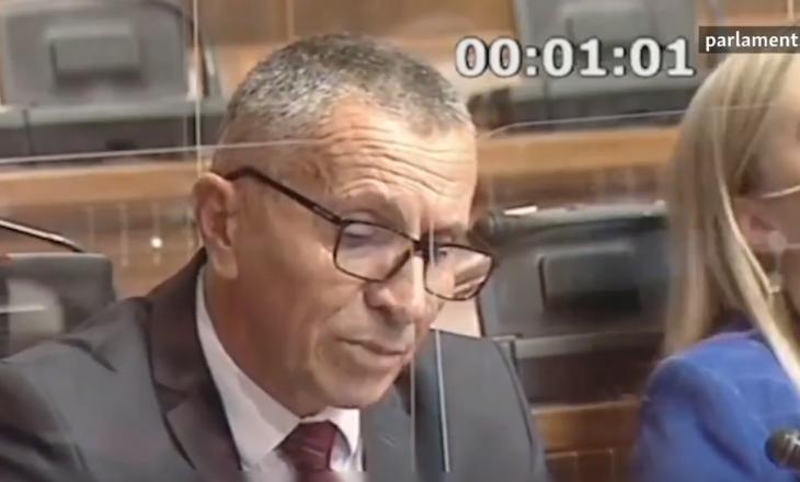 Fjalimi i Kamberit në Kuvendin serb ku tha se Serbia është shtet autoritar