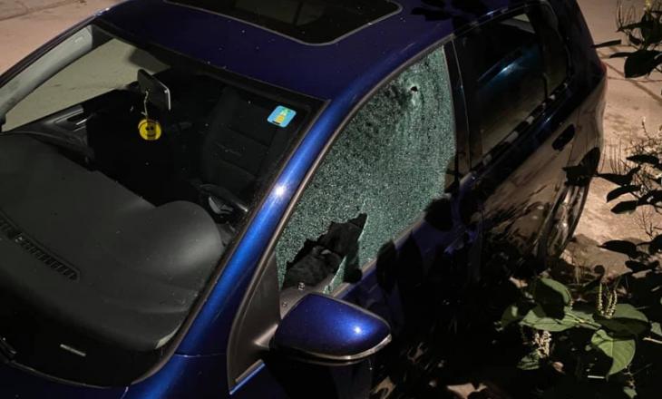 Qëllohet me plumba vetura e gazetarit kosovar