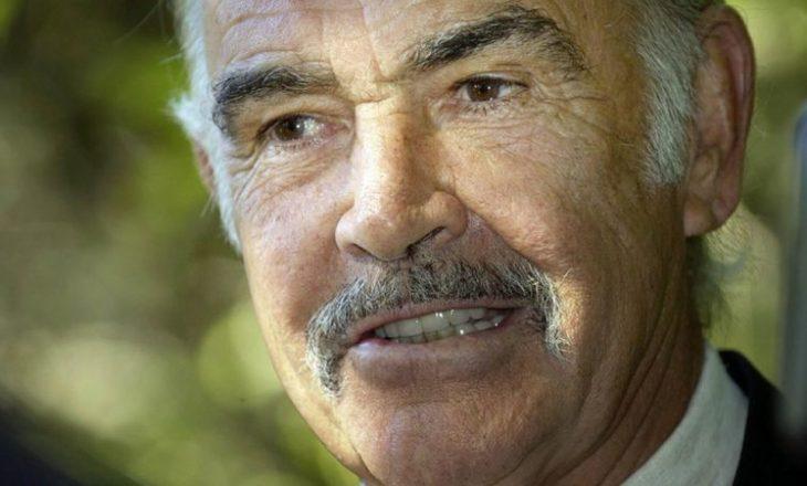 Sean Connery, aktori që luajti James Bond-in, vdes në moshën 90 vjeçare