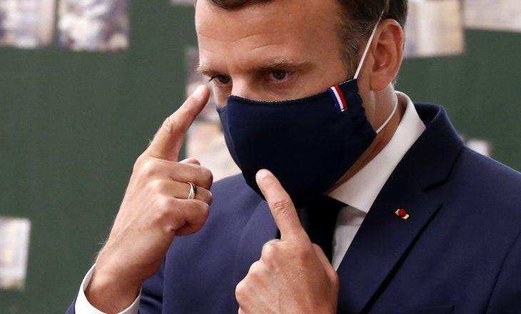 Macron shpall masat ekstreme anti-COVID