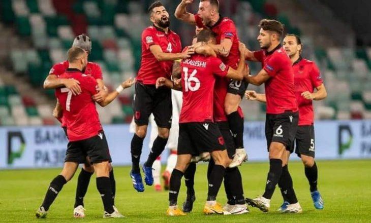 Reja publikon listën e lojtarëve të ftuar të Shqipërisë