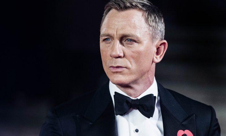 Daniel Craig ka një amanet për 'James Bond-in' e ardhshëm