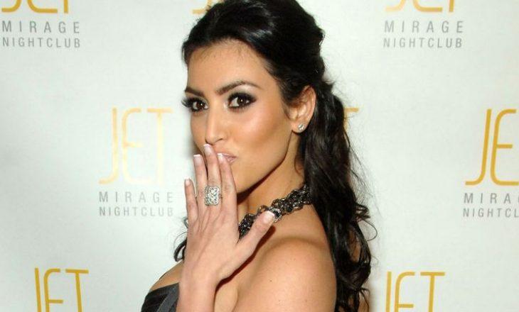 Koleksioni i ri i Kim Kardashian sjell imazhin e Kim të printuar në fustane