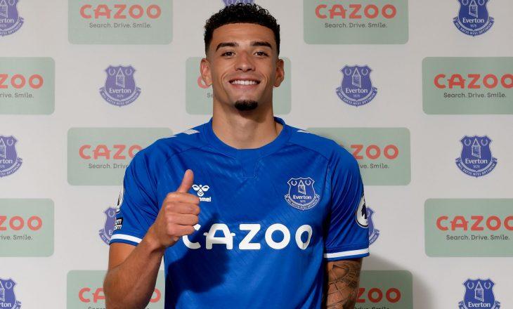 Everton transferon mbrojtësin Ben Godfrey nga Norwich