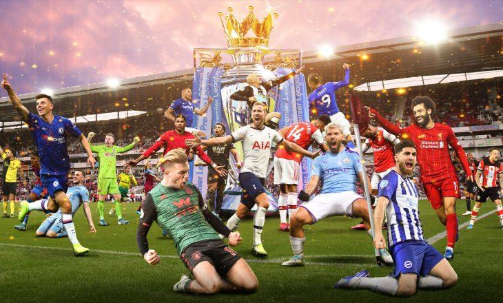 Premier Liga vjen sot me disa ndeshje tejet interesante
