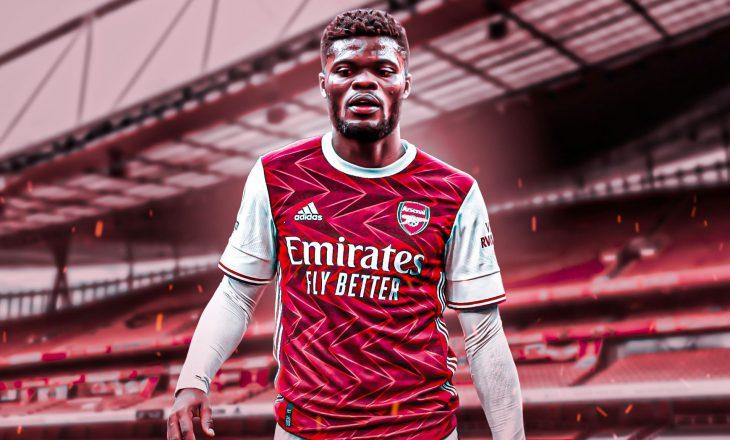 Arsenal pagoi klauzolën e Partey, pa dijeninë e Atletico Madrid