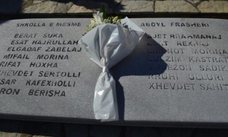 16 vjetori i tragjedisë së 15 maturantëve nga Malisheva